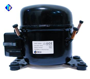 With CE Certification refrigerator parts R134a 1/4 hp refrigeration compressor 1 hp