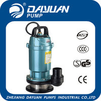 QDX 1'' 1.5m3/h submersible pump prices in india