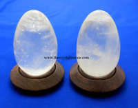 Crystal Quartz B Grade Egg