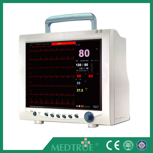 Medical Portable Multi Parameter Patient Monitor with CE/ISO Certification (MT02001152)