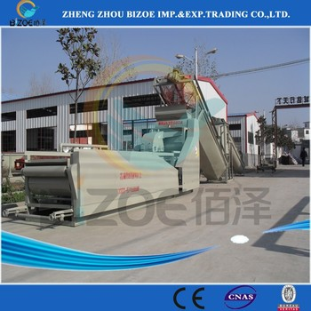 high output and durable cassava starch machine