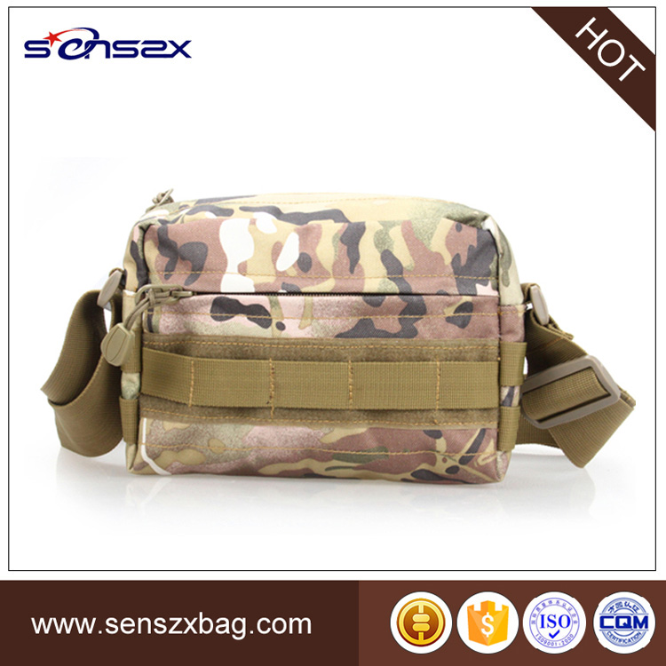 New Style Wholesale Woodland Digital Military Tactical Shoulder Bags