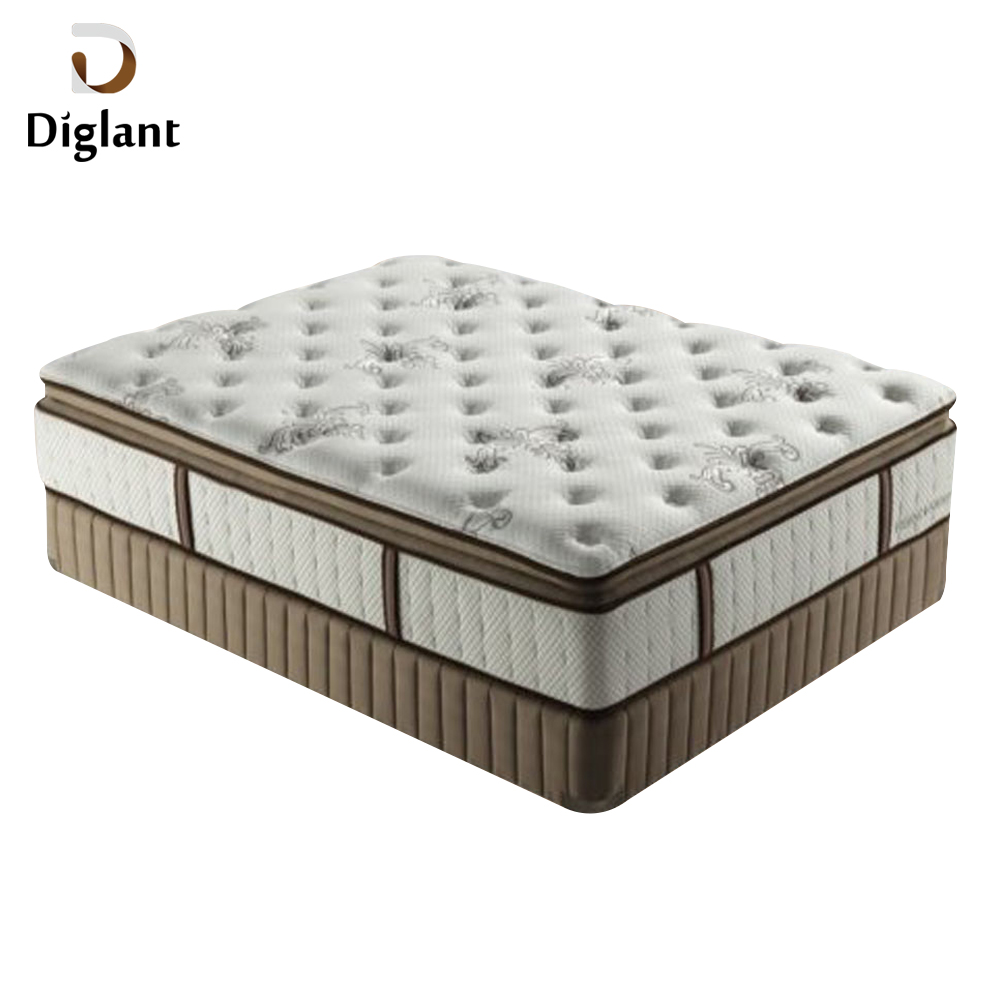 Diglant JE-A44 Good Benefits Online Sale amazon United Sleep Hybrid Spring Memory Foam Mattress - Jozy Mattress | Jozy.net