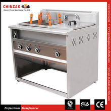 Floor Type Industrial Electric Pasta Cooker or Noodle Boiler with 6 Baskets