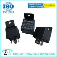 12v 24v 4pin 5pin 30a 40a 60a 80a auto relay danfoss relay