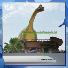 Amusement park products animatronics dinosaur hand puppets for sale