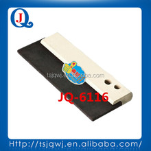 wood handle soft rubber blade scraper which names of construction tools JQ6116