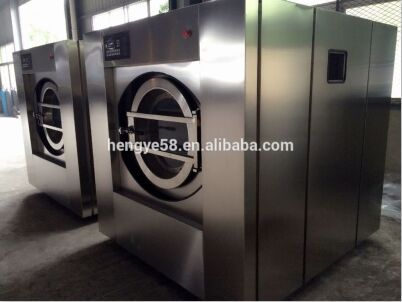 Hotel/ hospital commercial laundry automatic washer extractor,tumble dryer,flatwork ironer