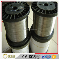 Anping factory professionally produce insulated resistance nichrome wire