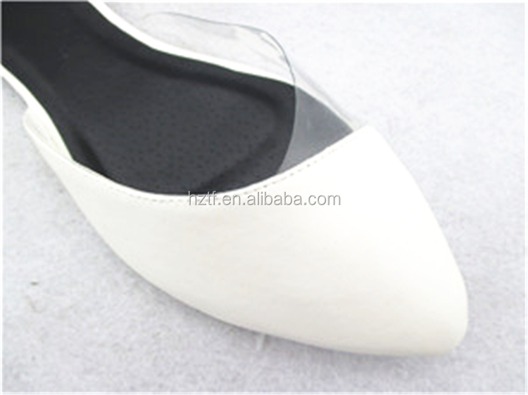 2017 China Ballerina Best Selling Shoe Spring Flat Shoes For Ladies
