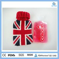 Reusable Sodium Acetate Heating Pad With Knitted Cover