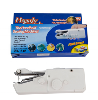 Electric Handheld Hand Portable Mini Sewing Machine