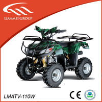 hot sale atv quad 110cc four stroke with CE/EPA fashion for adult cheap
