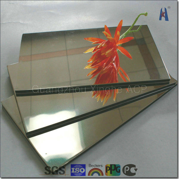 aluminum composite panel curtain wall office building material partition panel