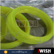 Yellow Colored Fishing Line Longline Traces For Salmon Fish