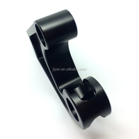 Customized High Precision Cnc Machining Black