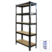 Simple and quick assemble storage rack matel racking Five layers tool rack 175kg storage shelving