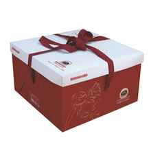 Carton packaging cake recycled small paper box