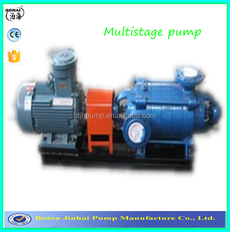 Multilevel irrigation pumps High flow water pump Subparagraph form sucks the centrifugal pump