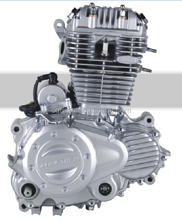 250cc Engine: Genuine Air Cooled Cbb200 Zongshen 200cc Engine With