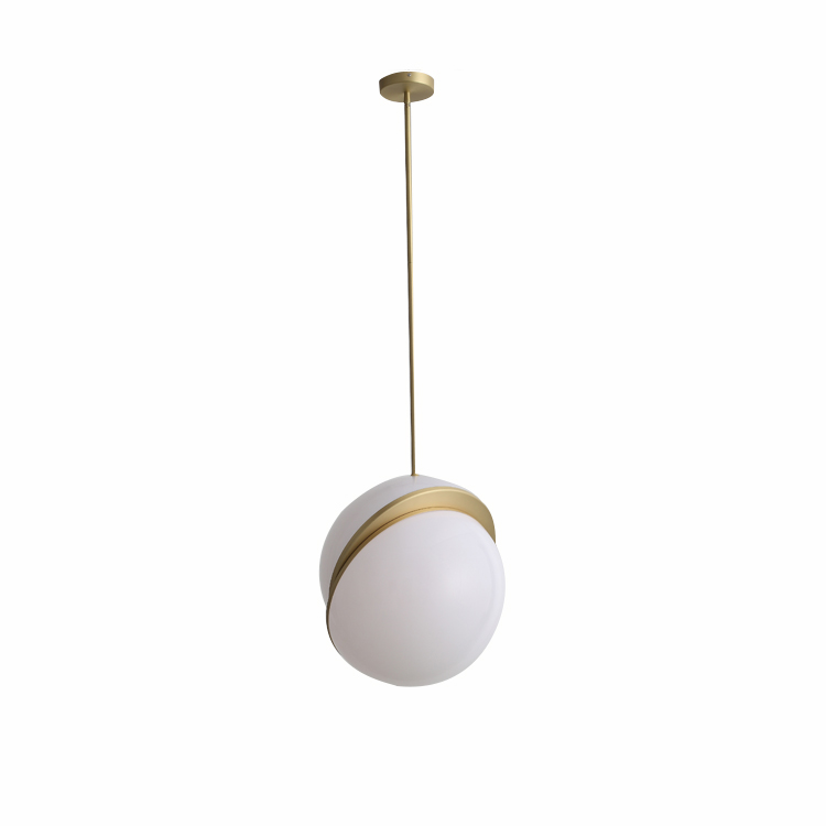 2018 New Product Factory Modern Ball 40w LED Pendant Lamp,Decorative Restaurant LED hanging pendant <strong>light</strong>