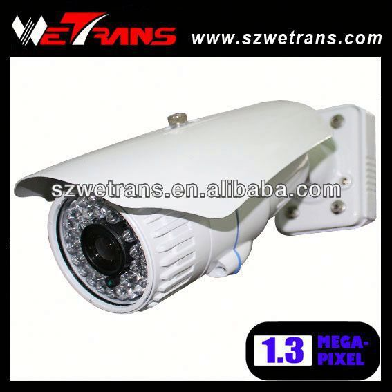 WETRANS TR-DIPR143 Outdoor Bullet Waterproof Webcam 1.3 Mega Pixels