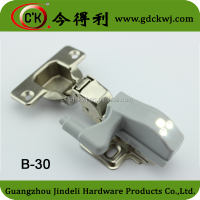 Low MOQ Furniture Hardware Small Battery LED Light For Cabinet Door Hinge