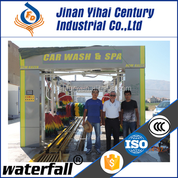 fully automatic car wash systems price
