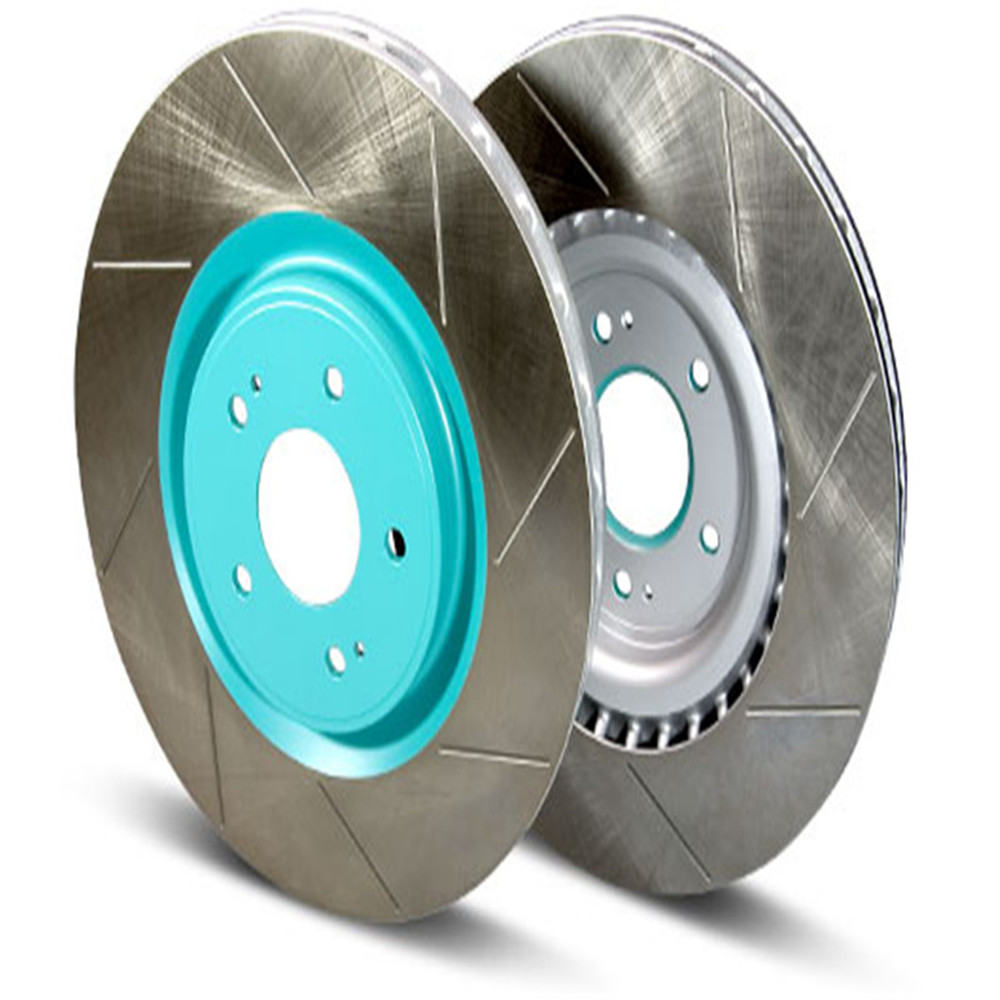 Customed grey iron casting 240mm brake disc rotor