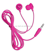 Beautiful Decoration Ear phone ,Headset Decoration, Ear phone