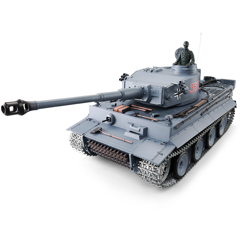 1:16 German Tiger I heavy duty <strong>remote</strong> tank RC Heavy Tank 2.4GHz Multi-frequency <strong>remote</strong> control tank best gift for Military fans