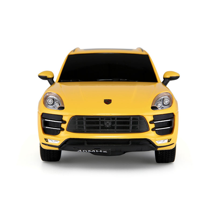 RASTAR manufacturer Porsche Macan Turbo hobby rc small plastic toy car for children