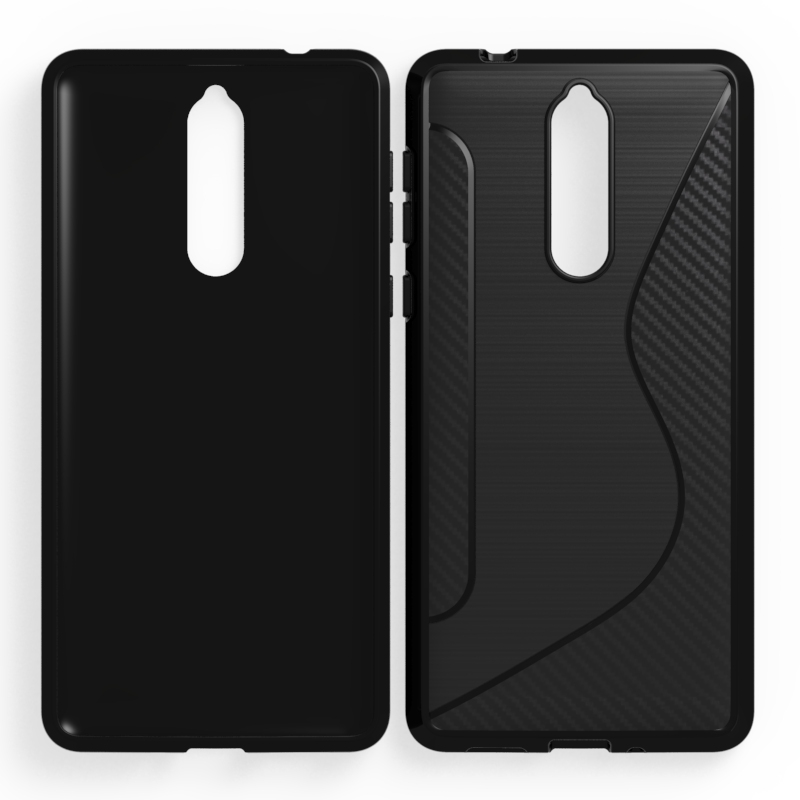NS design mobile phone case for Nokia 9 tpu cases