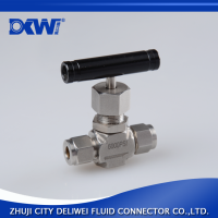 Stainless Steel Needle Valve With Ferrule