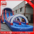 High quality gaint playground inflatable slides for sale