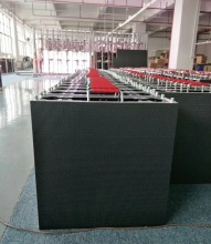 Hig brightness Led sign/LED Video screen P 3.91 P4.81outdoor rental LED sign with vibration test