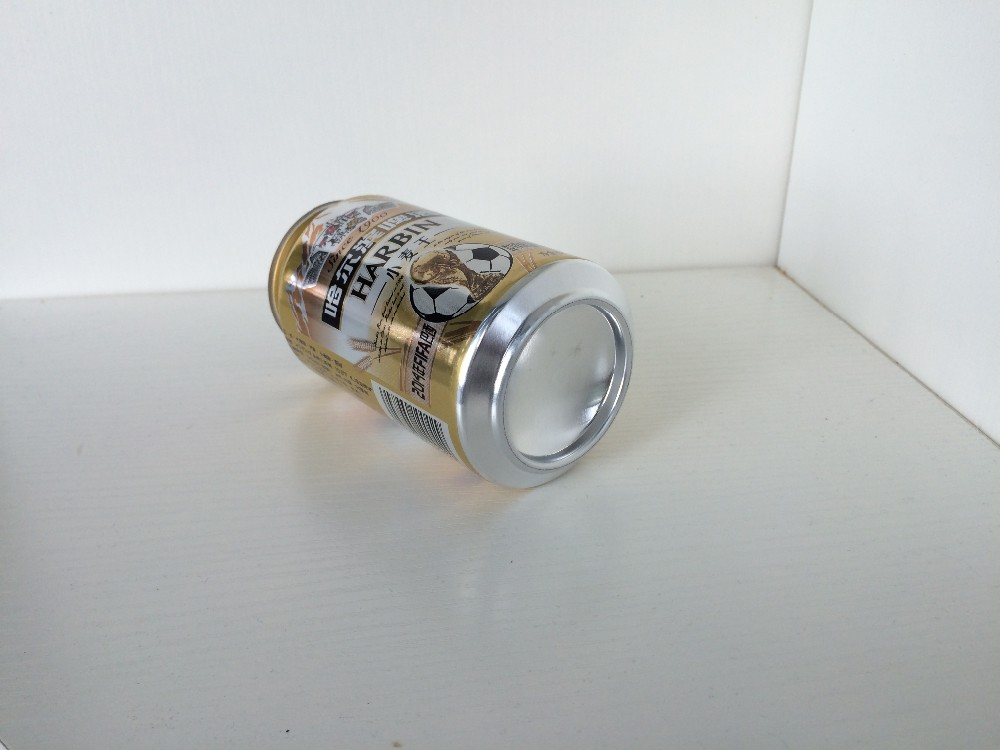 Aluminum can for carbonated beverage/drink/soda/beer/juice