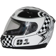 Adults Motorcycle helmet with good quality---ECE/DOT Certification Approved