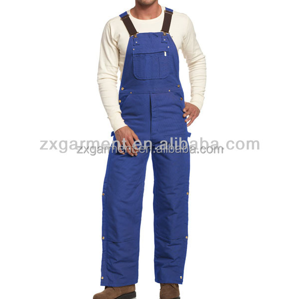 bib jeans overalls with pocket OEM WHOLESALE alibaba in china