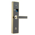advanced digital password and fingerprint lock