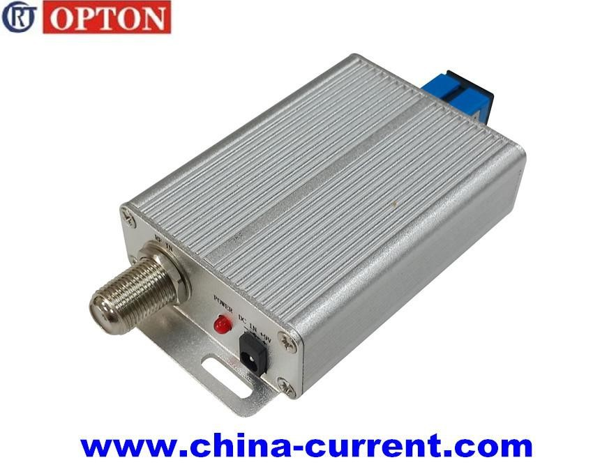 Mini CATV FTTH 1310nm Optical Transmitter