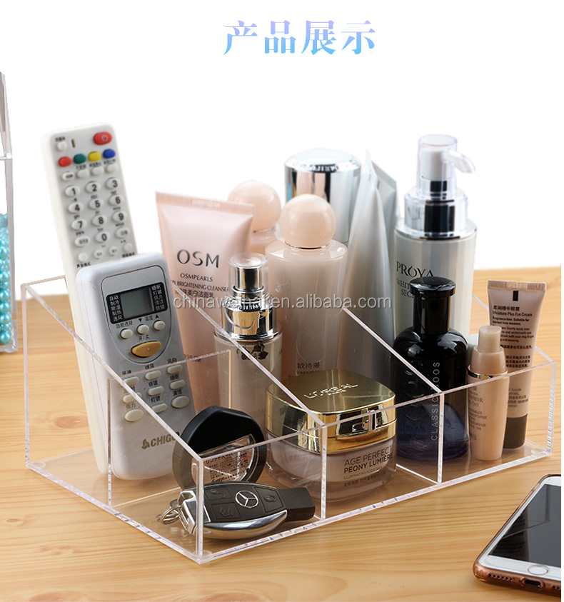 Clear  Plexiglass  Diecast  Acrylic Display Cases