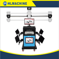 precision 3D wheel aligner lift machine for sale