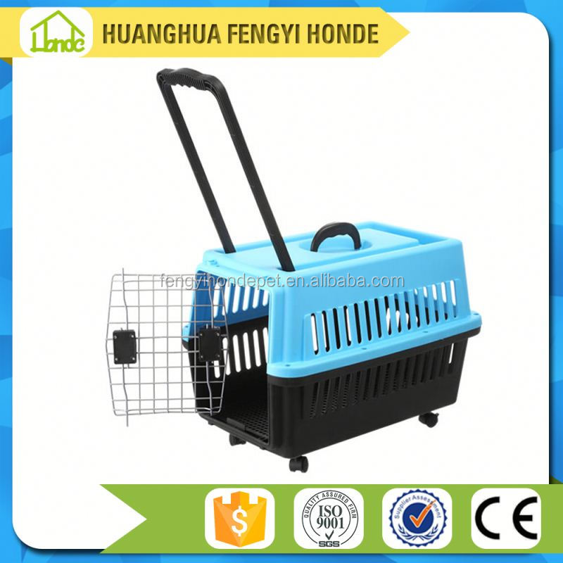 Small MOQ Handbag Dog Kennel Carrier Rich Experience