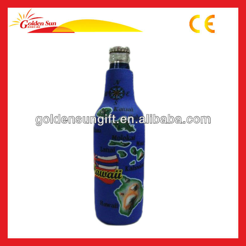 2014 Hot Selling Customized Insulated Beer Bottle Holders
