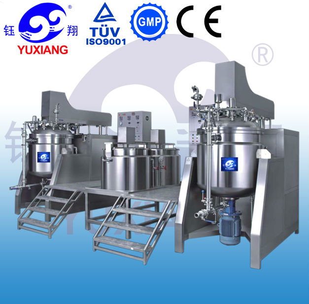 JBJ,5-5002L vacuum mixing machine for chocolate