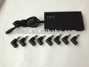Universal universal laptop charger 90W for Most Notebooks Home/Car use universal laptop charger