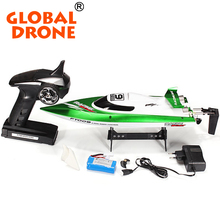 Global Drone FT009 Feilun FT009 2.4G 4CH Water Cooling High Speed Racing RC Boat