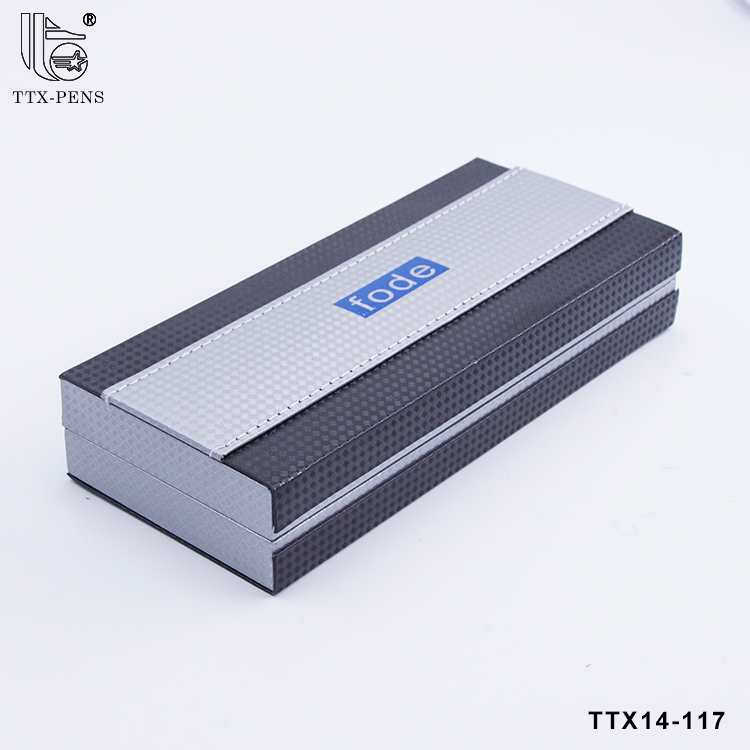 Hot Sale Cardboard Paper Magnetic Closure Luxury Pen Gift Box Packaging