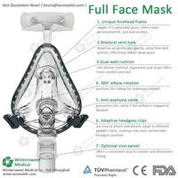 China Supplier sleep apnea breathing apparatus with low price